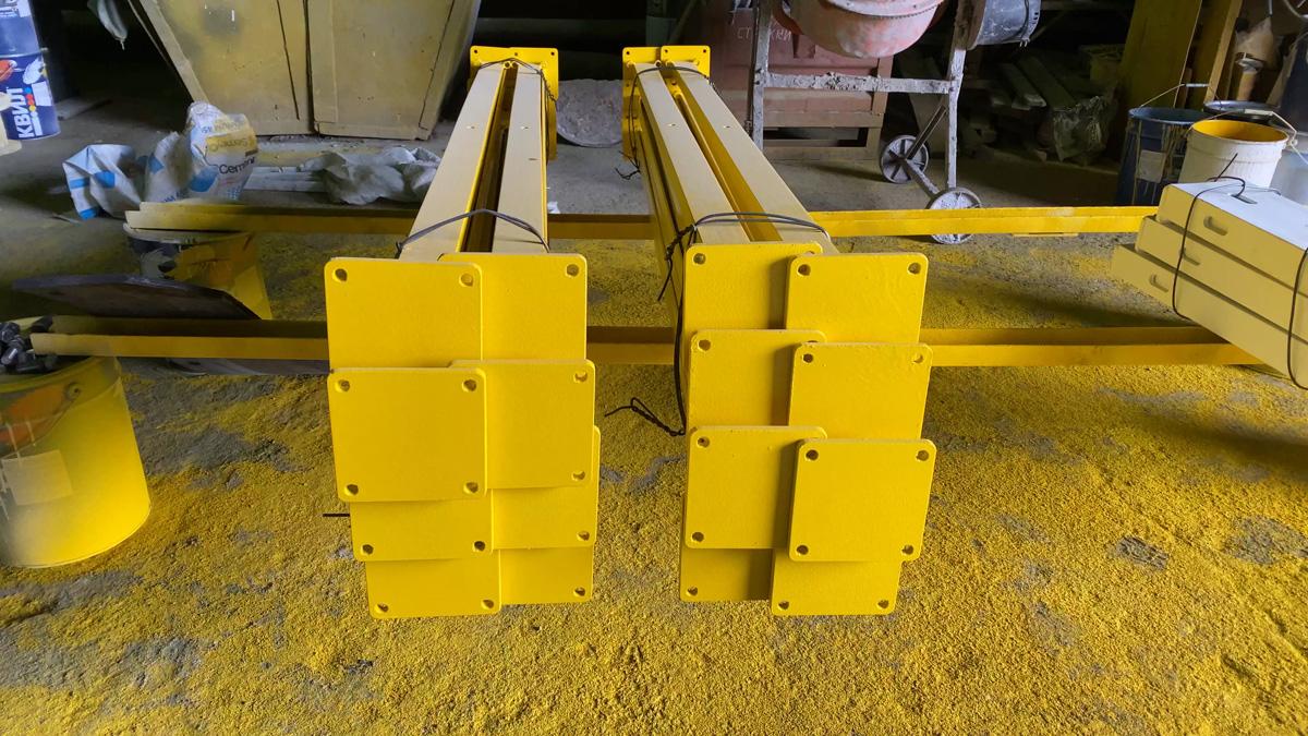 Изготовление конвейеров ленточных схема рольганга